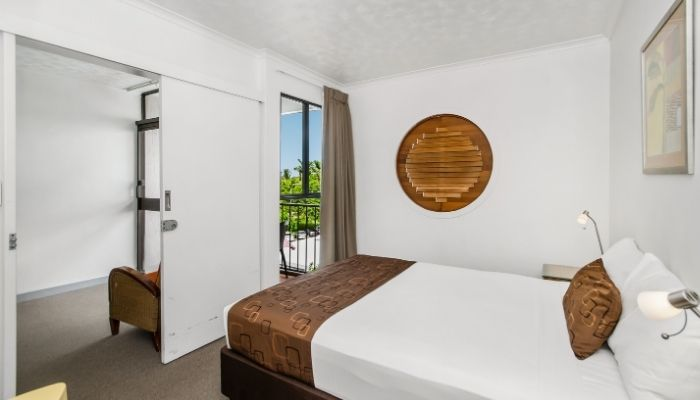One bedroom apartment in Townsville at Waters Edge The Strand